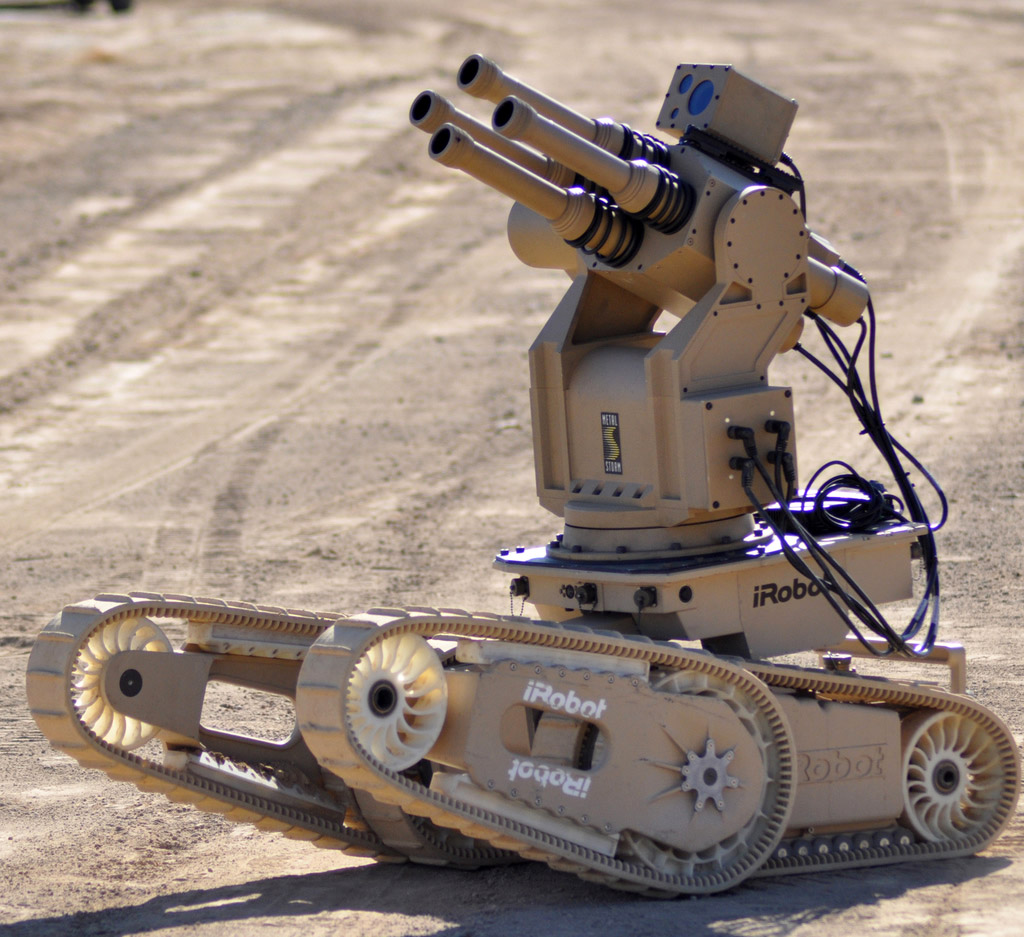 irobot warrior 710