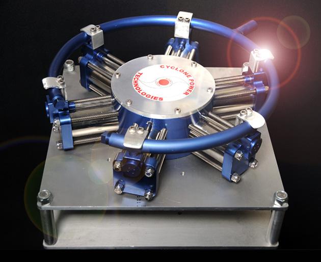 двигун зовнішнього згоряння